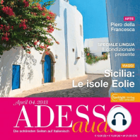 Italienisch lernen Audio - Sizilien