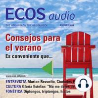 Spanisch lernen Audio - Anweisungen und Empfehlungen