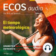 Spanisch lernen Audio - Das Wetter