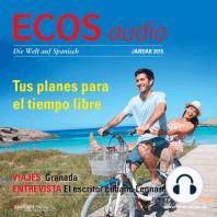 Spanisch lernen Audio - Deine Freizeitpläne