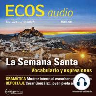 Spanisch lernen Audio - Die Karwoche