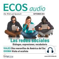 Spanisch lernen Audio - Die sozialen Netzwerke