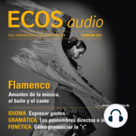 Spanisch lernen Audio - Flamenco: ECOS audio 02/11 - Flamenco
