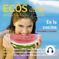 Spanisch lernen Audio - In der Küche