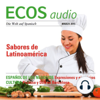 Spanisch lernen Audio - Lateinamerikanische Gastronomie