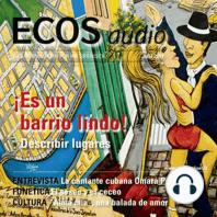 Spanisch lernen Audio - Orte beschreiben