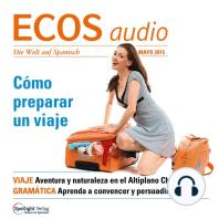 Spanisch lernen Audio - Reisevorbereitungen