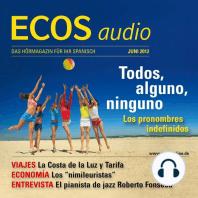 Spanisch lernen Audio - Unbestimmte Pronomen