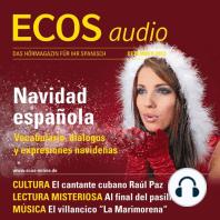 Spanisch lernen Audio - Weihnachten in Spanien