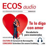 Spanisch lernen Audio - Wortschatz und Wendungen für Verliebte
