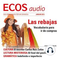 Spanisch lernen Audio - Wortschatz und Wendungen zum Einkaufen