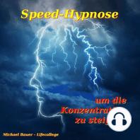 Speed-Hypnose um die Konzentration zu steigern