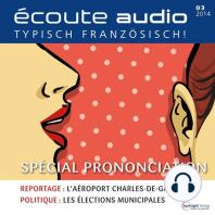 Französisch lernen Audio - Aussprache