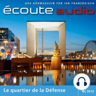 Französisch lernen Audio - Das Viertel La Défense
