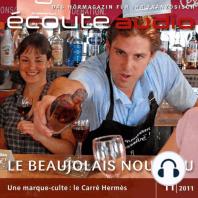 Französisch lernen Audio - Der Beaujolais nouveau