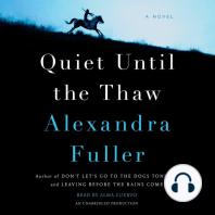 Quiet Until the Thaw