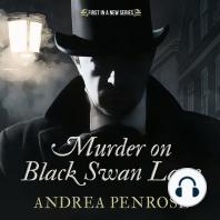 Murder on Black Swan Lane