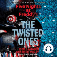 Five Nights at Freddy's, Book 2