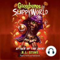 Goosebumps Slappyworld, Book 2