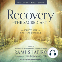 Recovery - The Sacred Art