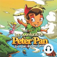 aventuras de Peter Pan, Las