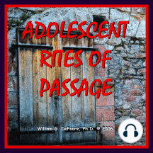 Adolescent Rites of Passage: Honoring the Transitions from Childhood to Adulthood