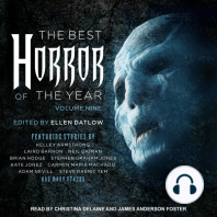 The Best Horror of the Year Volume Nine