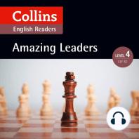 Amazing Leaders: B2: Collins English Readers