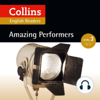 Amazing Performers: B1: Collins English Readers