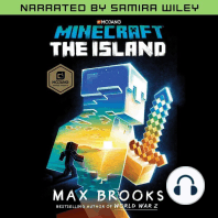 Minecraft: The Island (Narrated by Samira Wiley): A Novel