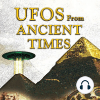 UFOs from Ancient Times