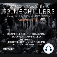 Doug Bradley's Spinechillers Volume Eight