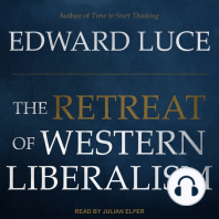 The Retreat of Western Liberalism