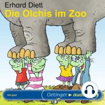 Die Olchis im Zoo: Hörspiel