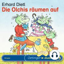 Die Olchis räumen auf: Hörspiel