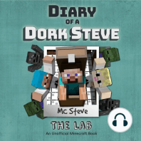 Diary of a Dork Steve Book 5: The Lab: An Unofficial Minecraft Diary Book