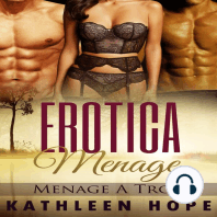 Menage a Trois: Erotica Menage