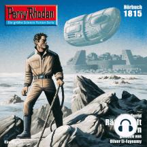 """Perry Rhodan 1815: Rätselwelt Galorn: Perry Rhodan-Zyklus """"Die Tolkander"""""""