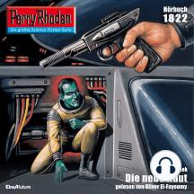 """Perry Rhodan 1822: Die neue Haut: Perry Rhodan-Zyklus """"Die Tolkander"""""""