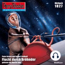 "Perry Rhodan 1827: Flucht durch Bröhnder: Perry Rhodan-Zyklus ""Die Tolkander"""