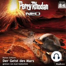 Perry Rhodan Neo 84: Der Geist des Mars: Die Zukunft beginnt von vorn