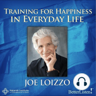 Training for Happiness in Everyday Life