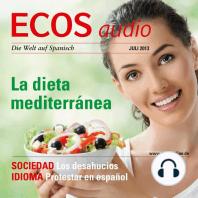 Spanisch lernen Audio - Mediterrane Kost