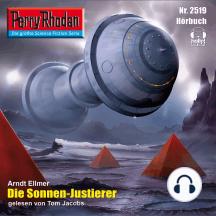 """Perry Rhodan 2519: Die Sonnen-Justierer: Perry Rhodan-Zyklus """"Stardust"""""""
