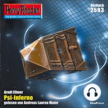 """Perry Rhodan 2583: Psi-Inferno: Perry Rhodan-Zyklus """"Stardust"""""""