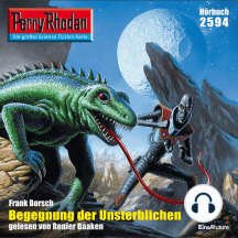 """Perry Rhodan 2594: Begegnung der Unsterblichen: Perry Rhodan-Zyklus """"Stardust"""""""