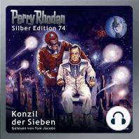 Perry Rhodan Silber Edition 74