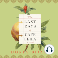 The Last Days of Café Leila