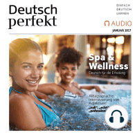 Deutsch lernen Audio - Spa & Wellness