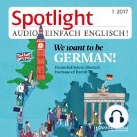 Englisch lernen Audio - Brexit - und nun?